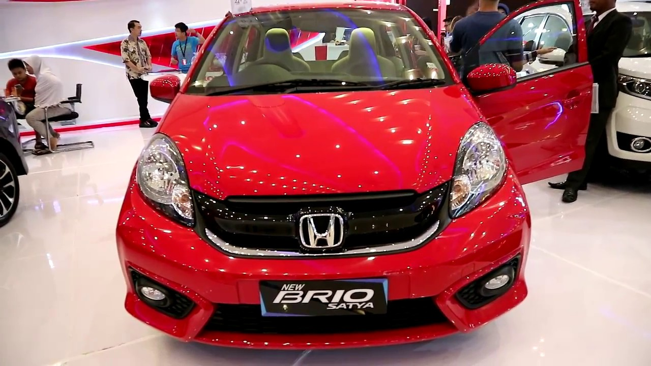 New Honda Brio Satya 2017 Exterior And Interior Youtube