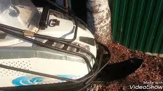 Мой снегоход Буран 640 АД (экспедиционник). Russian snowmobile BURAN 640 AD