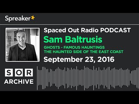 Sept. 23/16 - Haunted Massachusetts with Author Sam Baltrusis