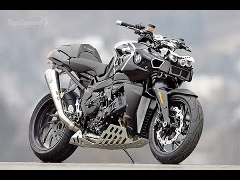 Motorcycles Bmw K 1300r Youtube