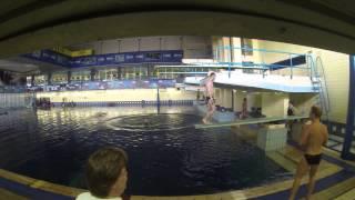 прыжки в воду обучение HiDive.ru