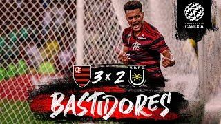Bastidores - Flamengo 3 x 2 Volta Redonda