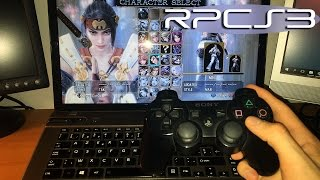 How to Connect PS3 Controller to RPCS3 (PS3 Emulator)