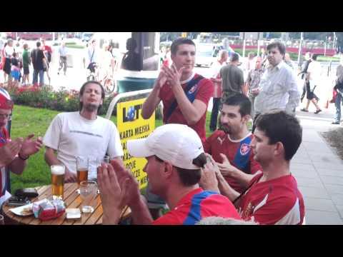 Česko-Portugalsko 21.6. 2012 (Vysoký jalovec..) :D