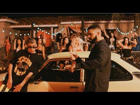 Bad Bunny Feat. Drake - Mia ( Lyric Video )