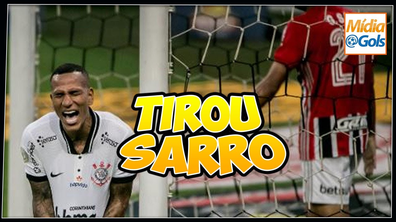 Download Corinthians 1 x 0 São Paulo - comentarista TIRA SARRO na hora do GOL