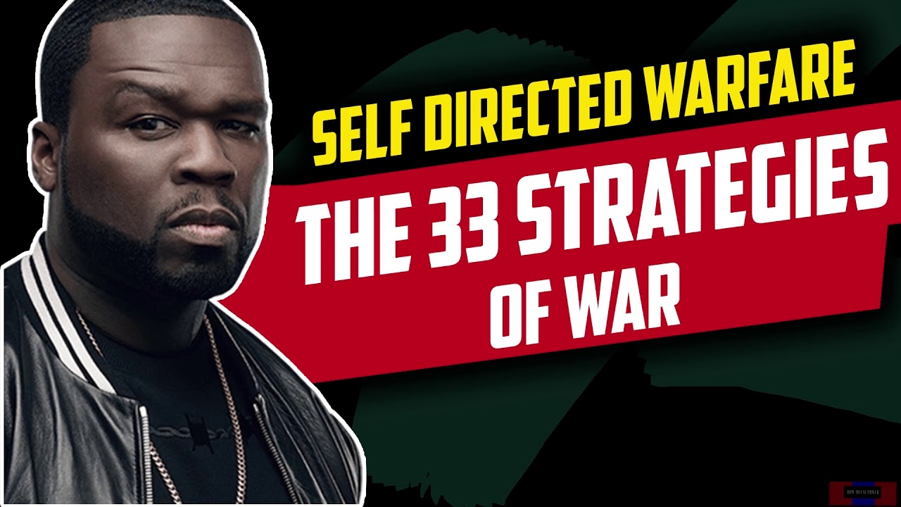 Self Directed Warfare From Robert Greene's The 33 Strategies Of War snippet
