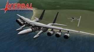 Kerbal Space Program - HUGE MISSILE