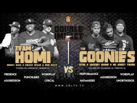 SWAVE SEVAH + MONEY BAGZ  VS RYDA + JAKKBOY MAINE SMACK/ URL RAP BATTLE
