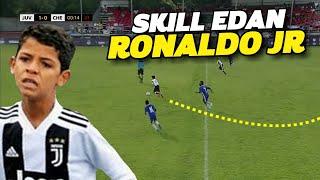 LIHAT ⚠️ Cristiano Ronaldo Jr Pamer Skill Magis & Buktikan Dia Akan Lebih Baik dari Ayahnya di Juve