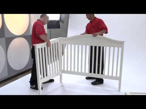 Madison 3 1 Crib Setup