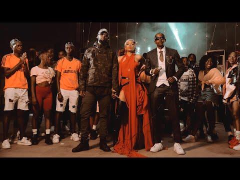 TUPAATE REMIX - Pia Pounds Ft. Eddy Kenzo and Mc Africa (Latest Ugandan music Videos)