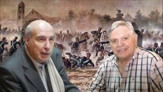 La Batalla de San Lorenzo por Esteban Dómina junto a Rony Vargas en Viva la Radio - Cadena 3