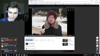 Брайн Мапс смотрит смешные видосы Тест на психику