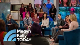 Five Transgender Teens On The GenderCool Project And How Important Support Is | Megyn Kelly TODAY