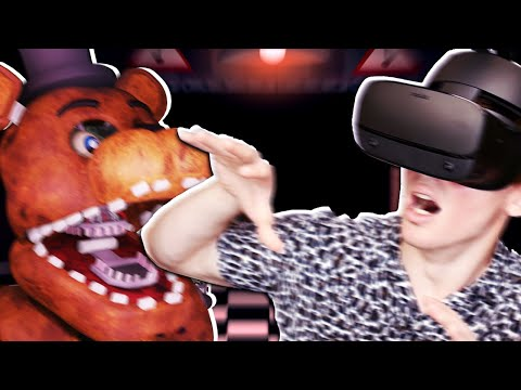 I Played SCARY Games In VR