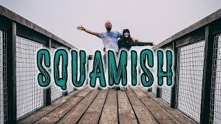 Squamish Adventures in the Rain | Travel Vlog