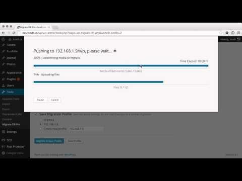 WP Migrate DB Pro Media Files Addon 1.3 and CLI Addon 1.1