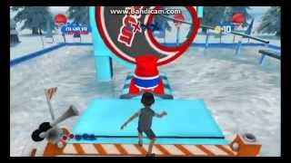 Wipeout 3 WII Wipeout Winter Games #3