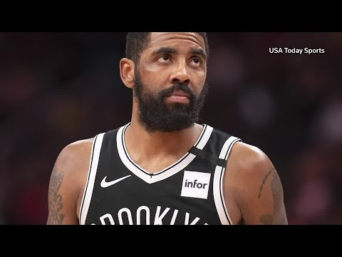 Nets Bar Kyrie Irving Until He's Vaccinated