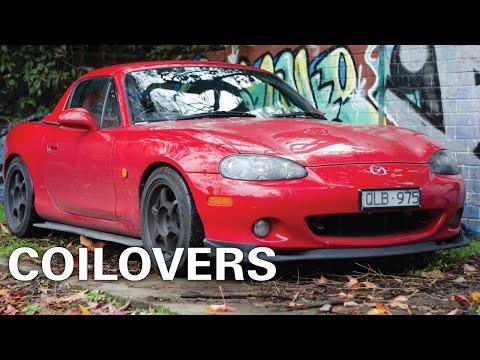 Mazda MX5 Build: HSD Coilovers