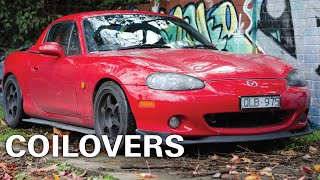 Mazda MX5 Build: HSD Coilovers
