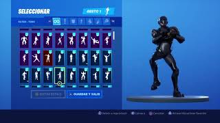 Skin B.R.U.T.O Dancing 152 Fortnite Gestures
