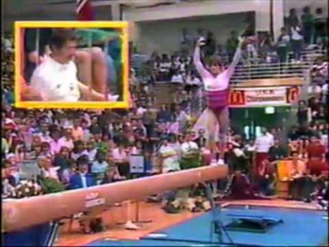 Mary Lou Retton - 1984 US Nationals Event Finals - Balance Beam