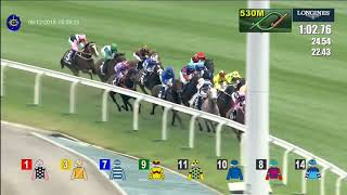 Vidéo de la course PMU THE LONGINES HONG KONG MILE