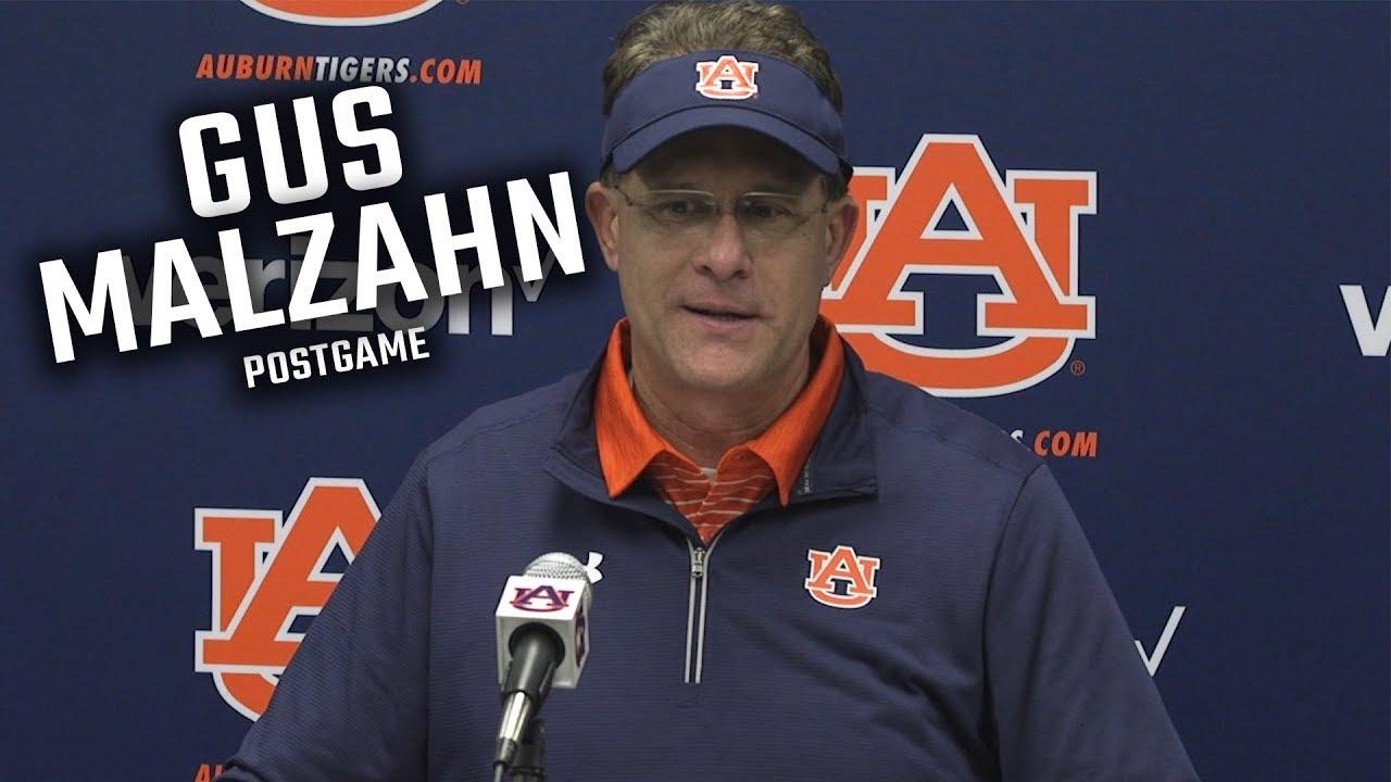 What Gus Malzahn said about Auburn's 42-14 win against ULM, upcoming Iron Bowl