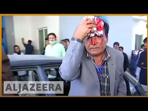 🇦🇫 Afghanistan: Suicide bomber targets school in Kabul | Al Jazeera English
