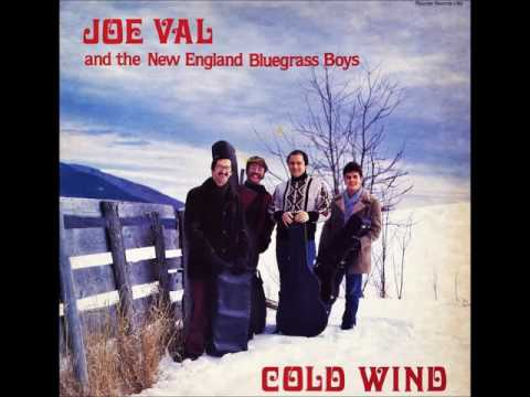 Joe Val & The New England Bluegrass Boys - When The Cactus Is In Bloom