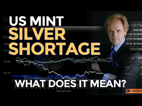 SILVER SHORTAGE? What Does It Mean? Mike Maloney