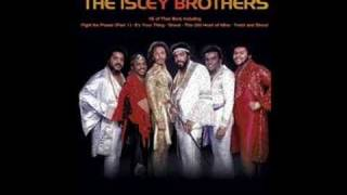 Isley Brothers groove with you