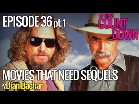 Dian Bachar  11 Movies That Need Sequels, Part 1  11 Points Countdown
