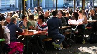 Lunch Market auf dem Campus Hönggerberg der ETH Zürich thumbnail