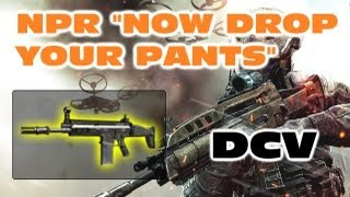 Black Ops 2 SCAR-H High Action Hardpoint - National Public Radio LJ - DCV (BO2 Live Commentary)