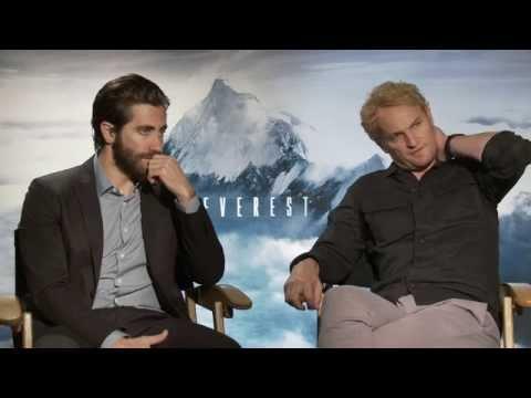 Everest: Jason Clarke & Jake Gyllenhaal Official Movie Interview