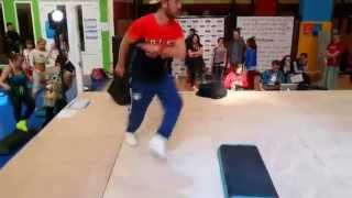 Alex Fomin@GRAND FIT PROMOTION Moscow 2014