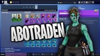 Abotraden | Free Weapons | Fortnite Save the World German Live