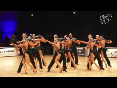 Vera Tyumen Latin Team, RUS | 2016 World Formation Latin | DanceSport Total