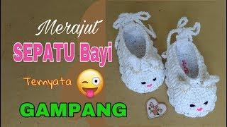 Download lagu Merajut Sepatu Bayi Kelinci Lucu MP3