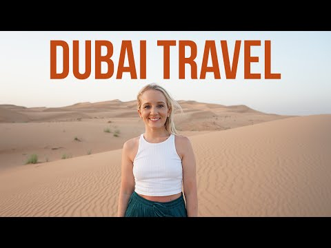 DUBAI TRAVEL VLOG | Things to do in Dubai