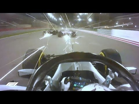 Top 5 Moments | 2018 Bahrain Grand Prix