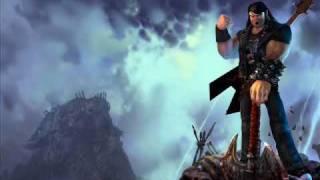 Brutal Legend Soundtrack - Anthrax Metal - Thrashing Mad