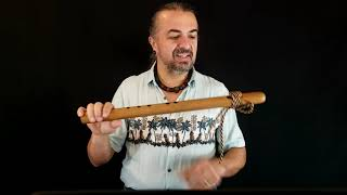 Beginning to Intermediate Native American Flute Playing - Lesson 2