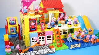 Peppa Pig Lego House Creations Toys For Kids #6