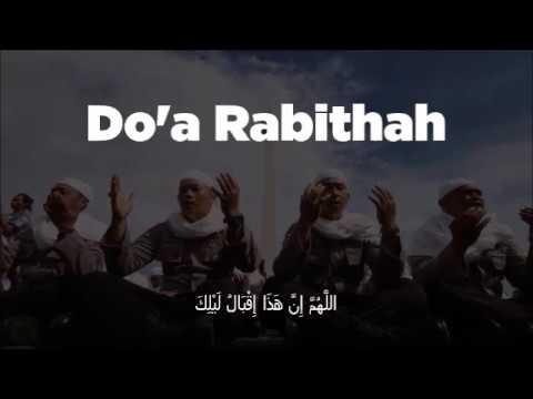 Doa Rabithah Arab dan Artinya