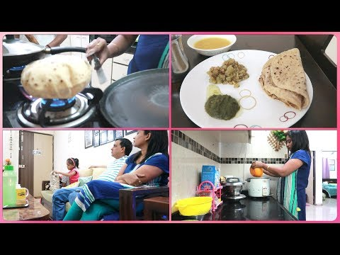 INDIAN SIMPLE DINNER ROUTINE | After Work Routine - Youtube Working Mom