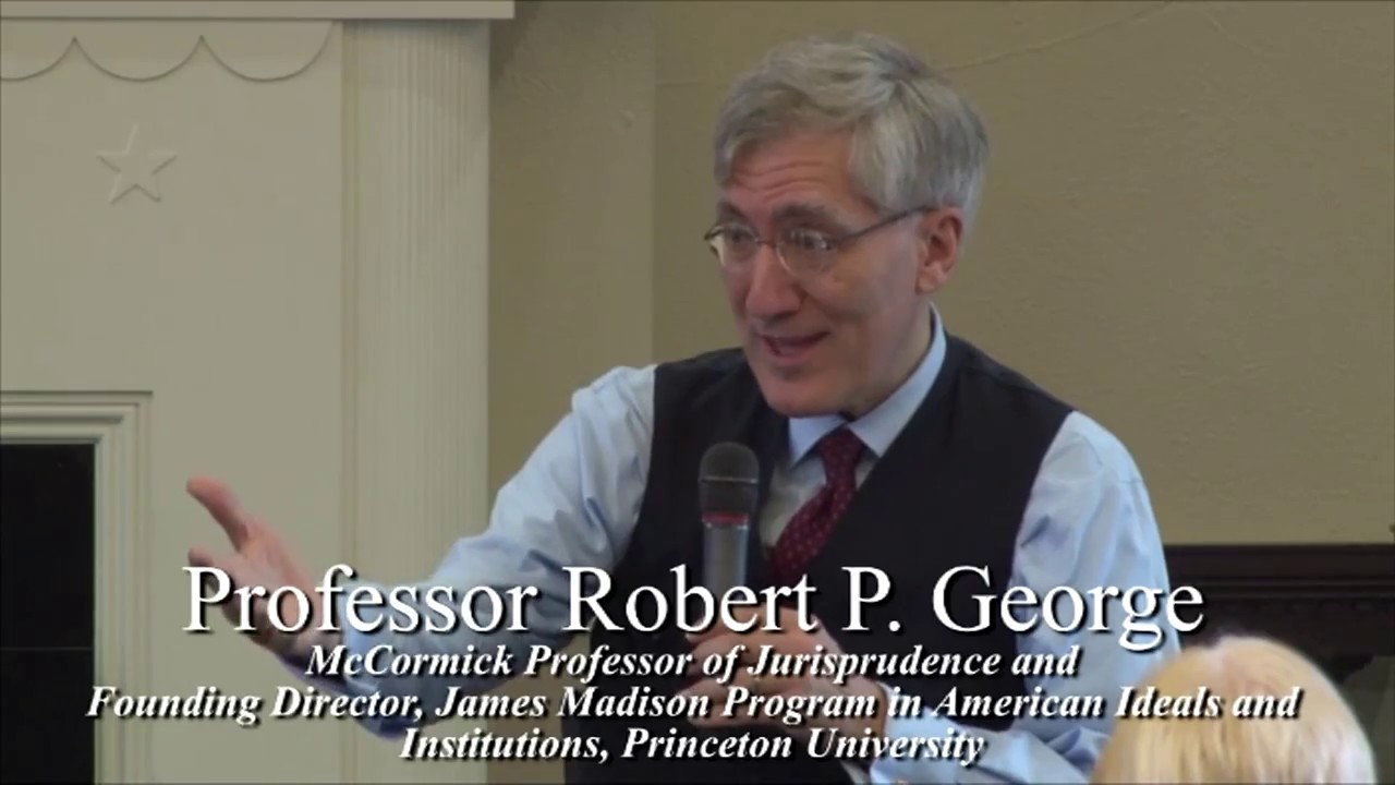 Image result for professor robert george